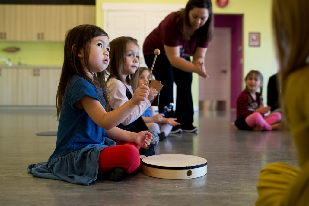 early childhood performing arts Dance, drama and music - a foundation for education: a study on implementing the performing arts in the early years of education a project submitted in fulfilment of the requirement for the.
